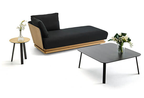 A. Cortese Chaise Lounge